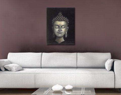 Serene Buddha Print Home Decor Ideas AU