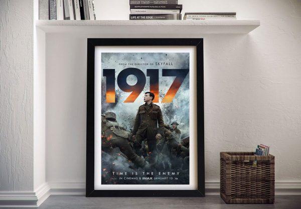 1917 Framed Wall Art