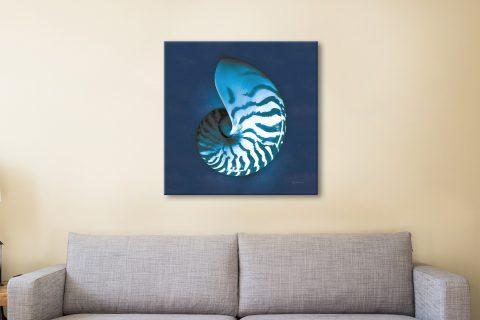 Cyanotype Sea In Blue Great Gift Ideas Online