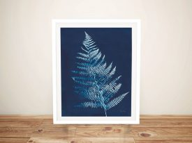Nature by the Lake Ferns Vl Piper Rhue Wall Art