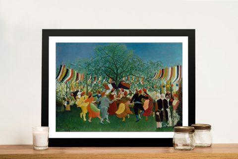 Henri Rousseau Canvas Prints Gift Ideas AU