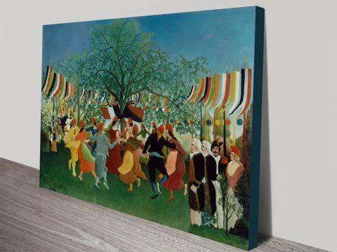 A Centennial of Independence Art Print