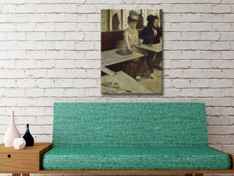 Get Affordable Degas Canvas Prints Online