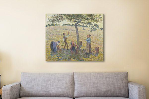 Camille Pissarro Classic Landscape Wall Art AU