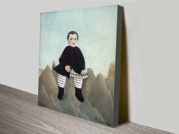 Classic Henri Rousseau Portraits for Sale Online