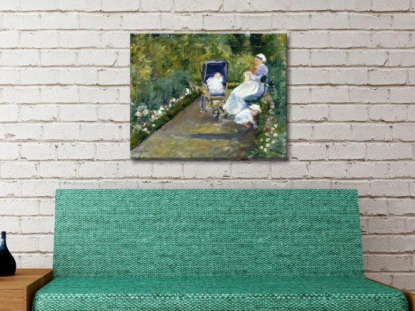 Mary Cassatt Stretched Canvas Classic Wall Art