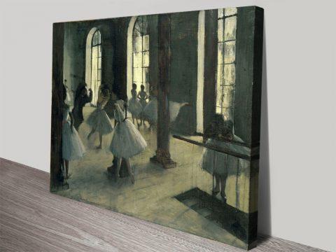 Degas Ballerina Classic Prints Cheap Online