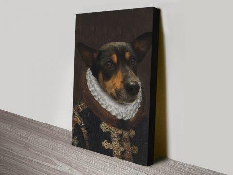 The Prince Pet Portrait Great Gift Ideas AU