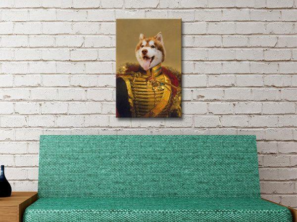 The Viscount Pet Art Great Gift Ideas Online