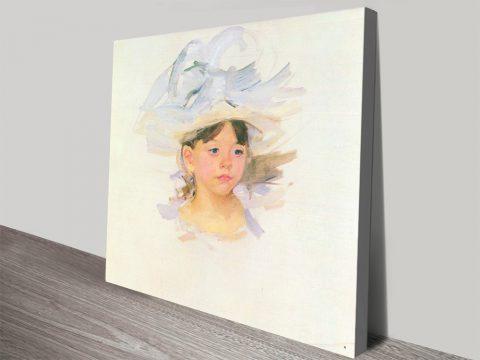 Ellen Mary Cassatt Portrait Print Gift Ideas AU