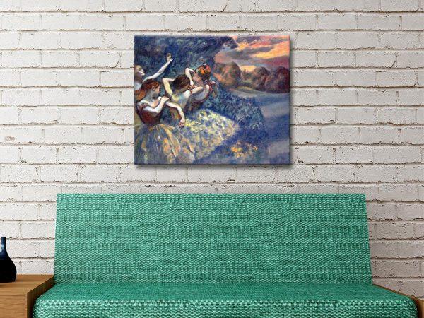 Four Dancers by Degas Unique Gift Ideas Online