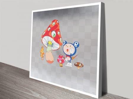Buy a Print on Canvas of Hoyoyo by Murakami