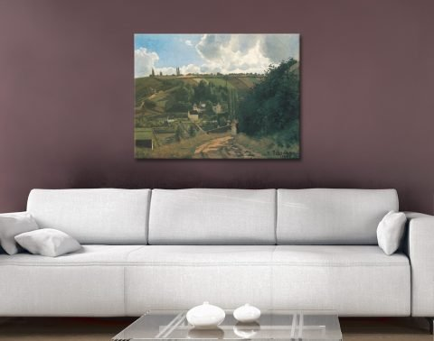 La Côte du Jallais Wall Art Great Gift Ideas AU