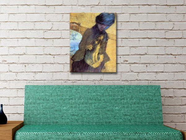 Mary Cassatt Self-Portrait Gift Ideas AU