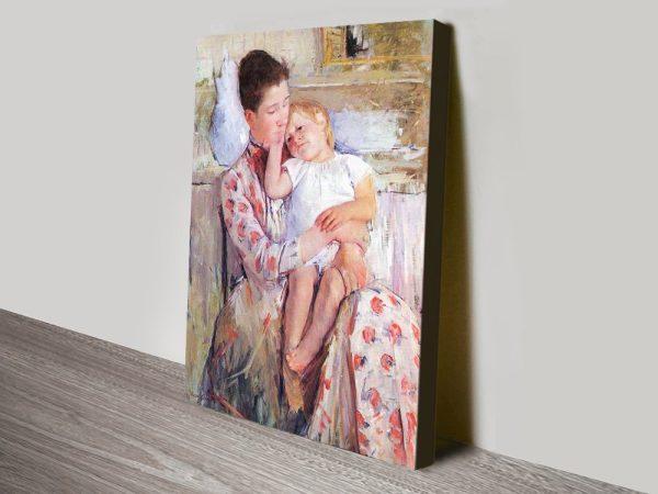 Mother & Child Classic Art Home Décor Ideas