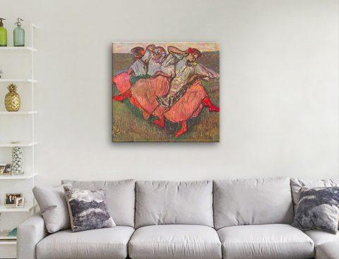 Russian Dancers Degas Classic Art Gift Ideas AU
