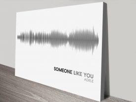 Someone Like You canvas print