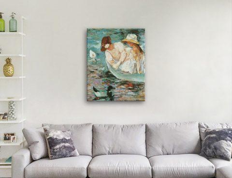 Ready to Hang Mary Cassatt Classic Prints