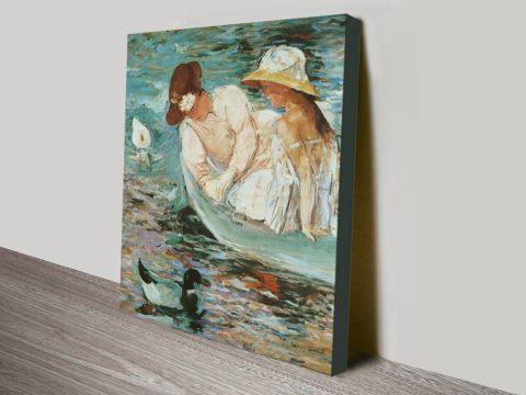 Summertime by Mary Cassatt Gift Ideas AU