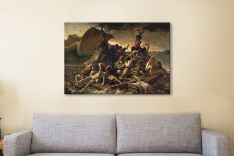Painting by Théodore Géricault