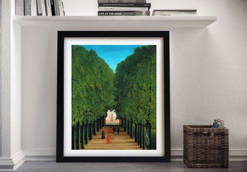 Henri Rousseau Classic Prints for Sale Online