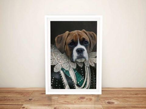 Viscountess Personalised Pet Art Great Gifts AU