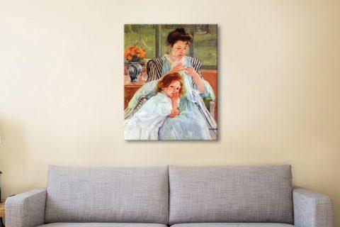 Get Mary Cassatt Classic Prints Cheap Online