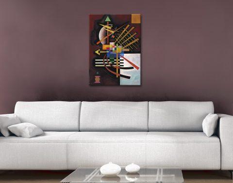 Oben und Links by Kandinsky Gift Ideas AU