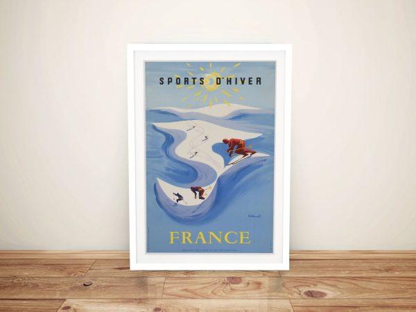 Affordable Vintage Villemot Poster Prints AU