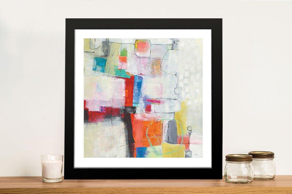 Jane Davies Colourful Abstract Prints AU