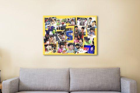 Colourful Unique Collages Gift Ideas AU