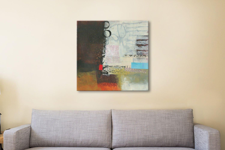 Ready to Hang Janes Davies Abstract Art