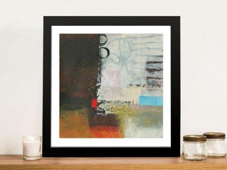 Autumn Lines l Abstract Jane Davies Art