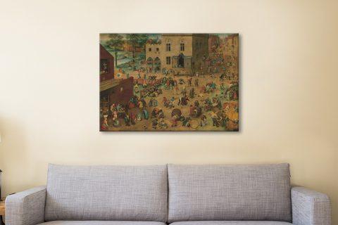 Ready to Hang Pieter Bruegel Wall Art Online