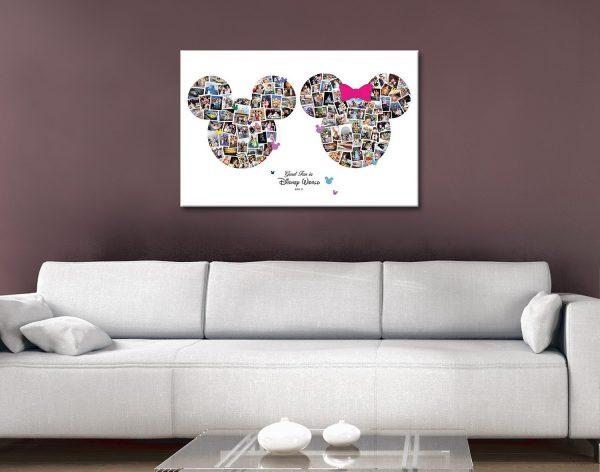 Affordable Kids Custom Canvas Prints AU