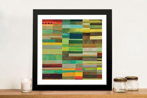 Cheap Fields of Colour VII Print by Jane Davies