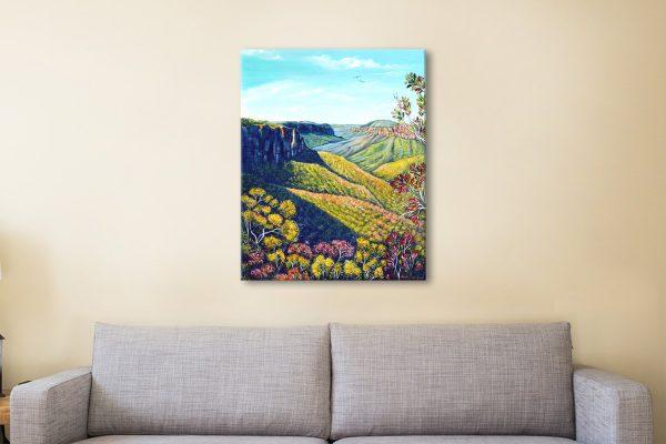 ustralian Landscape Prints Home Decor Ideas