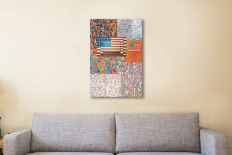 Jasper Johns Abstract Art Great Gift Ideas Online
