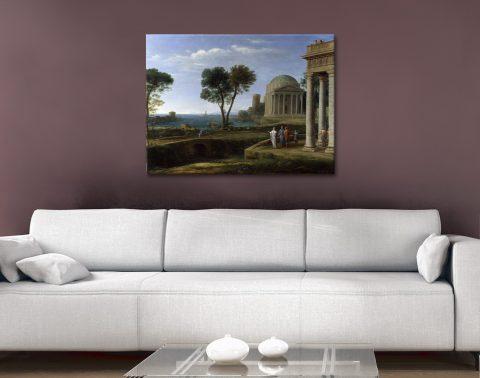 Affordable Claude Lorrain Classic Art Prints AU