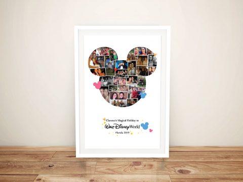 Framed Ready to Hang Disney Photo Artwork