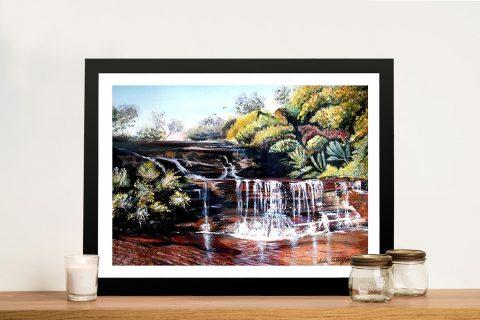 Queens Cascades Artwork Great Gift Ideas