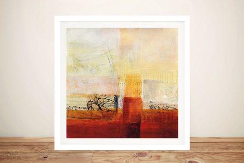 Warmth II Framed Jane Davies Wall Art Online