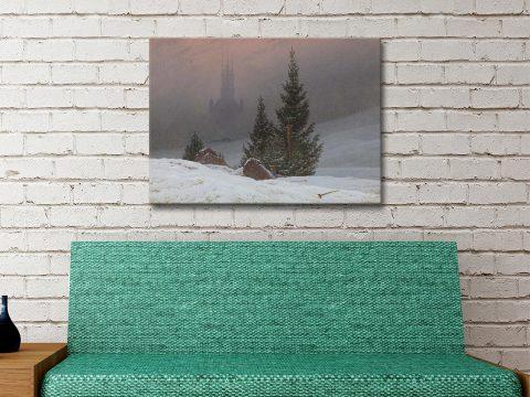 Affordable Caspar Friedrich Wall Art AU
