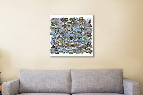 Unique Personalised Photo Collages AU