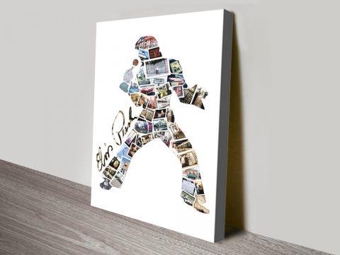 Elvis Custom Photo Collage Wall Art