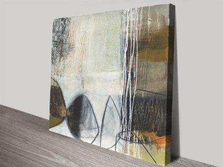 Abstract Pebble I Jane Davies Wall Art