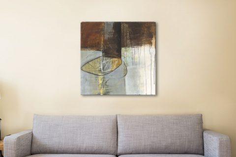 Buy a Ready to Hang Print of Abstract Pebble