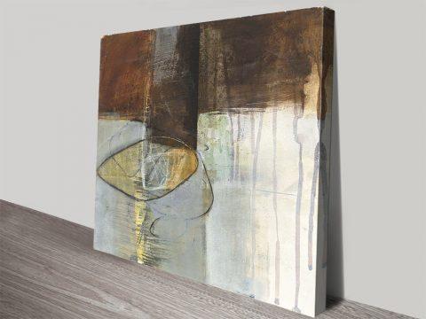 Abstract Pebble IV Affordable Wall Art AU