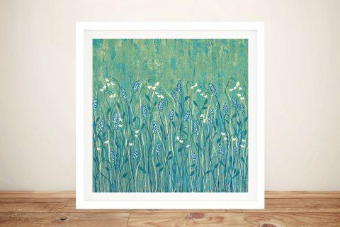 Abundant Wild Flowers Affordable Wall Art
