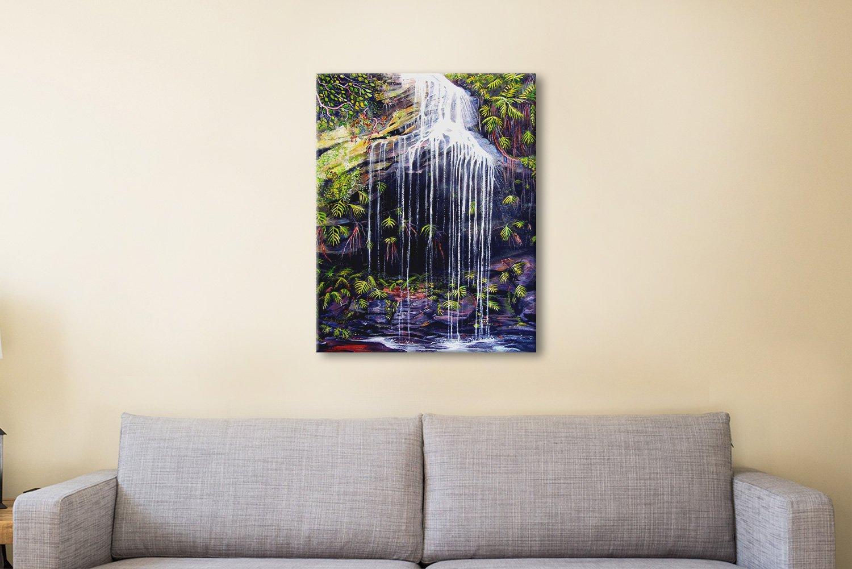 Adelina Falls by Linda Callaghan Gift Ideas AU